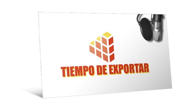 Tiempo de Exportar